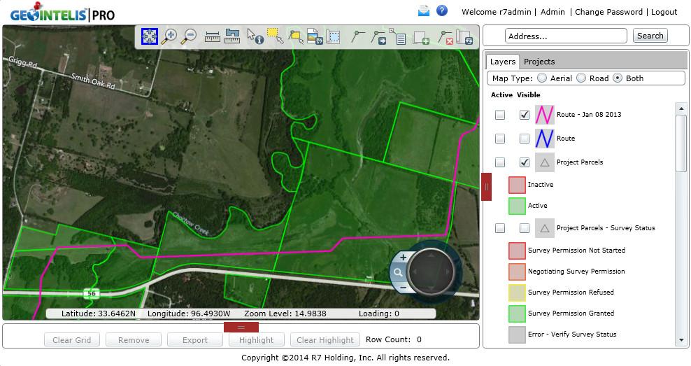 Coates Field Service Deploys Custom GeoIntelis Solution | R7