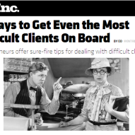 How does R7 Solutions win new clients? Check out our CEO in Inc. Magazine